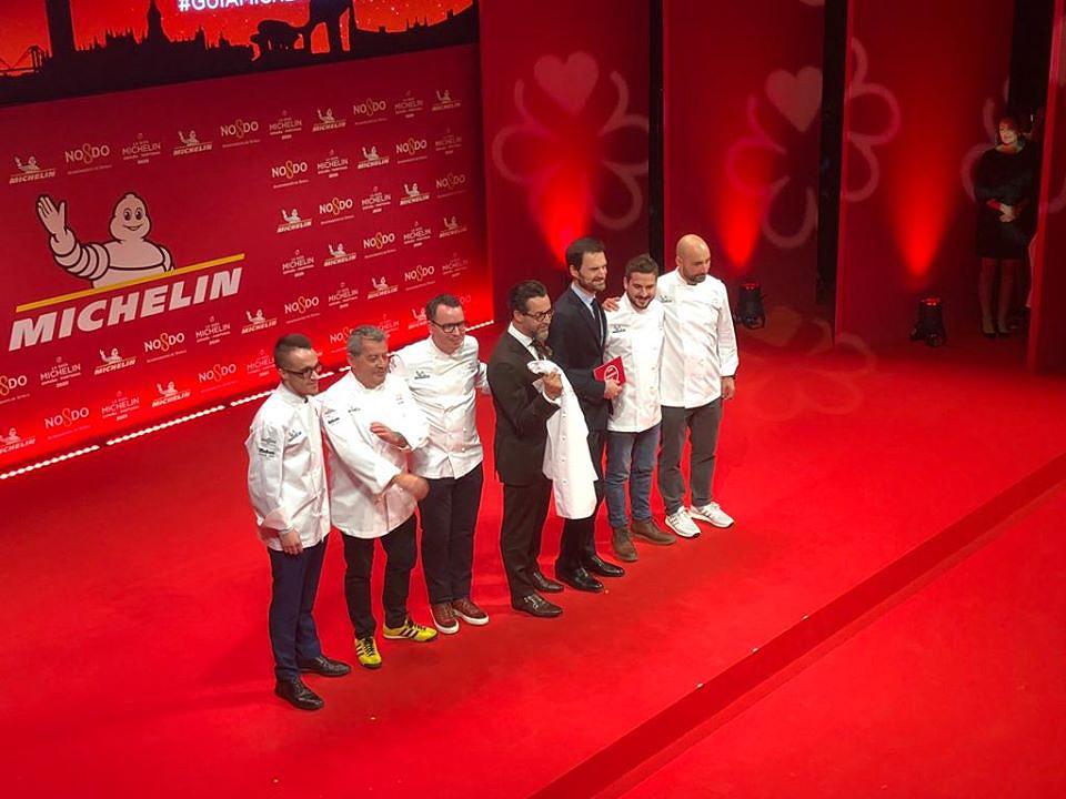Rui Paula e os chefes dos 5 novos 2** espanhóis